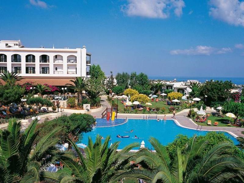 Hotel Chrissi Amoudia - Anissaras - Heraklion Kreta